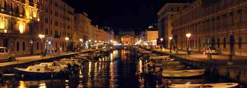 Quick guide to Trieste City